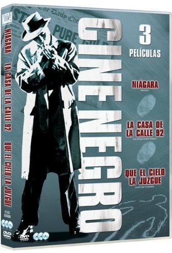 Col. Cine Negro 2  (Niágara /  La Casa De La Calle 92  / Que El Cuelo La Juzgue) [DVD]