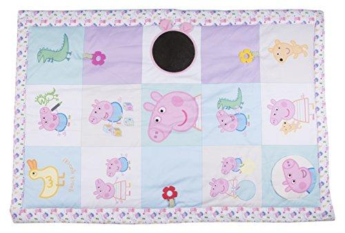 Rainbow Designs PP1327 Peppa Pig fo Tapis d'éveil pour bébé