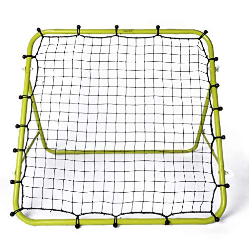 Football Master ™ Fluorescent Green Single Sided Multi...