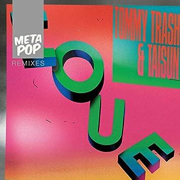 IOUE: MetaPop Remixes
