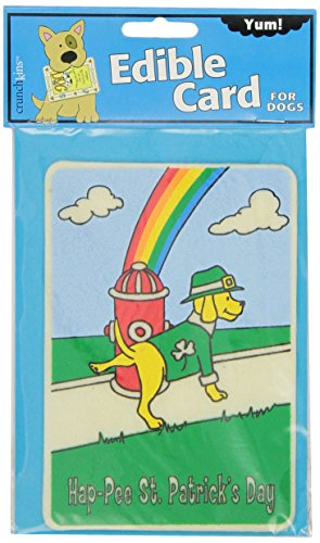 Crunchkins Comestible Crunch, Carte Hap-Pee St. Patrick de Jour