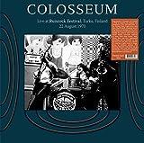Colosseum: Live At Ruisrock Festival Finaland 8/22/70 [Vinyl LP] (Vinyl (Live))
