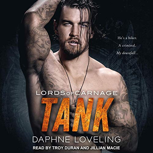 Tank Audiobook By Daphne Loveling cover art