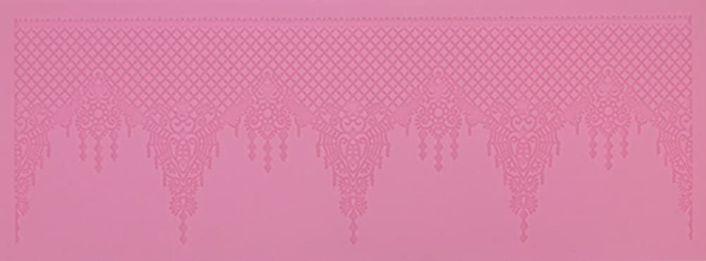 Ophelia Max 73% OFF Silicone Lace Mat by Washington Mall Claire Bowman