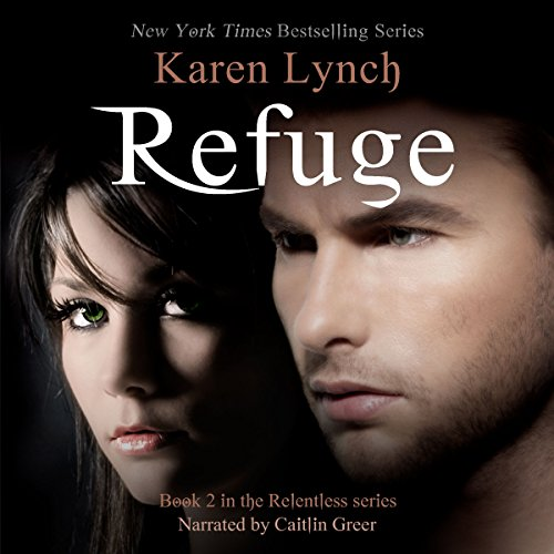 Refuge audiobook cover art