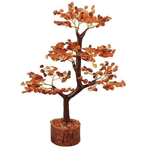 Carnelian Prosperity Tree