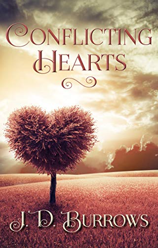 Book: Conflicting Hearts by J. D. Burrows