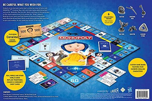 Monopoly: Coraline - 5