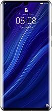 Huawei P30 Pro Smartphone, Dual SIM, 256GB, 8GB RAM - Black