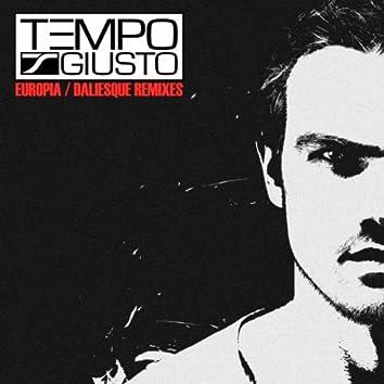 Europia / Daliesque Remixes