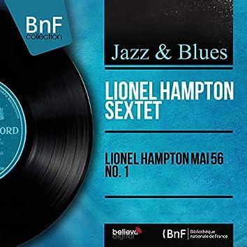 Lionel Hampton Mai 56 No. 1 (Mono Version)