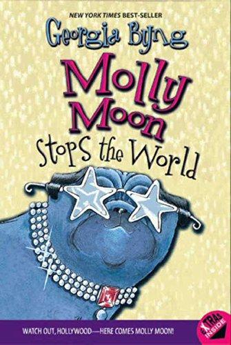 Molly Moon Stops the World (English Edition)