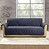 ReadyFit by SureFit Waterproof Sofa Furniture Protector, Featuring a Non-Slip Backing to Hold Cover...