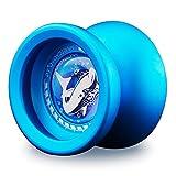 Docooler MAGICYOYO T9 Polished Alloy Aluminum Responsive Unresponsive Yoyo Ball Spin Toy