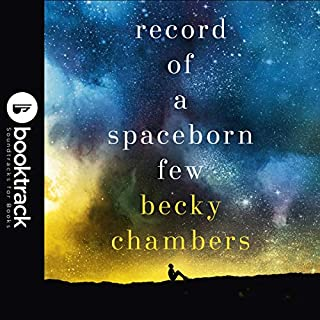 Record of a Spaceborn Few: Booktrack Edition cover art
