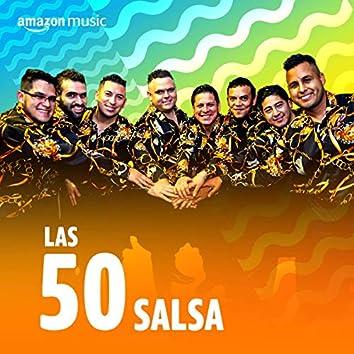 Las 50 Salsa