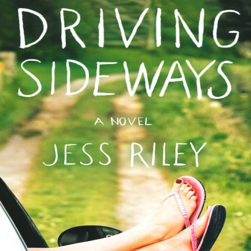 Driving Sideways audiobook cover art