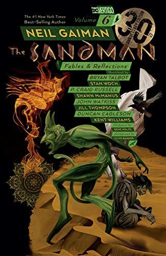 Sandman Vol. 6: Fables & Reflections - 30th Anniversary Edition (The Sandman) (English Edition)