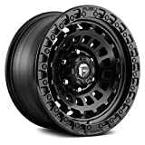 FUEL Zephyr BD -Matte BLK Wheel with Painted...