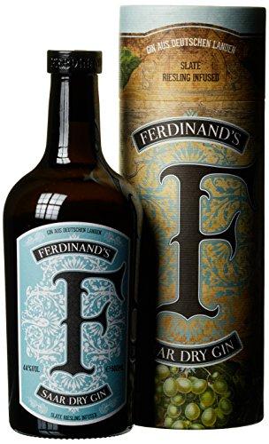 Ferdinand'S Saar Dry Gin mit Geschenkverpackung (1 x 0.5 l)