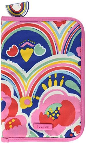 Porta documentos color caramel//rosa Tuc Tuc 07726
