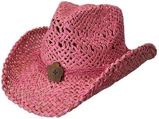 ca97d1a8419c84 Amazon.com: Pinks - Cowboy Hats / Hats & Caps: Clothing, Shoes & Jewelry