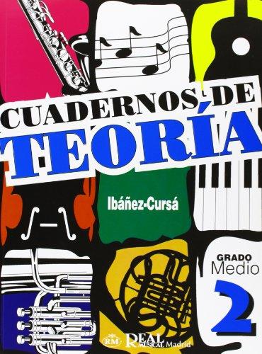 Cuadernos de Teoría, Grado Medio 2 (RM Teoria de la musica)