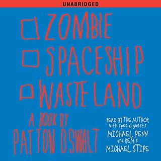 Zombie Spaceship Wasteland cover art