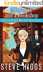 A Banshee and a Bookshop (Patricia Fisher Mystery Adventures Book 4)