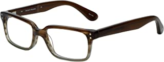 Hackett Designer Eyeglass Frames HEB093-105 in Brown Grey...