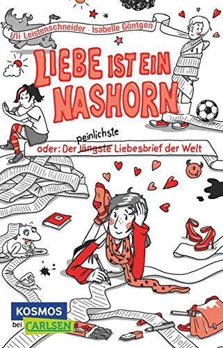 Nashorn-Trilogie 1: Liebe ist ein Nashorn (1)