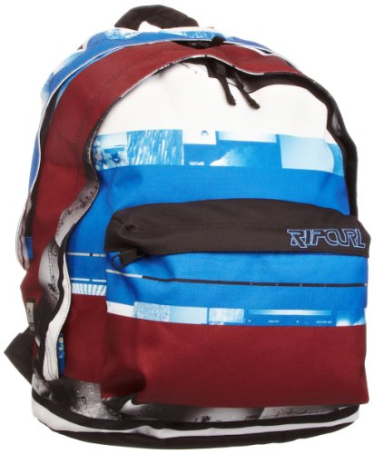 Rip Curl Double Dome Foto Stripes, Handtaschen Herren, Mehrfarbig - Multicolore-TR-BH48 - Größe: Taille Unique