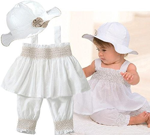 Baby Girls' Christening Clothing