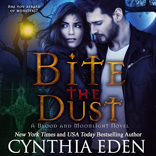 Bite the Dust audiobook cover art