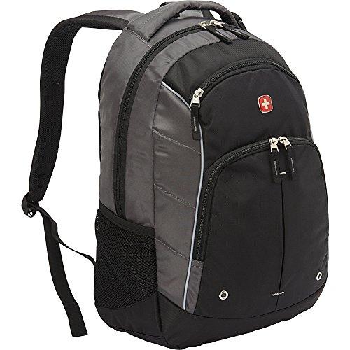 Wenger Backpack Black Grey