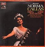 La Scala Presents Norma by Bellini with Maria Callas Franco Corelli (3 LPs)