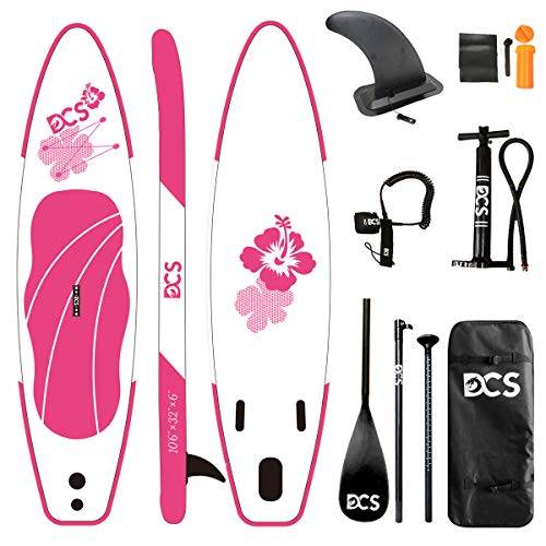 Airgymfactory Inflatable Stand Up Paddle Board with Premium SUP Accessories & Carry Bag   Wide Stance, Bottom Fin for Paddling, Surf Control, Non-Slip Deck   Youth & Adult Standing Boat