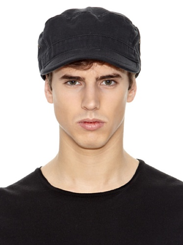 ATLANTIS Cappello Urban Nero S/M