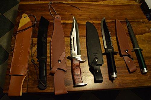 Rambomesser-Set John Rambo 1,2,3 und 4