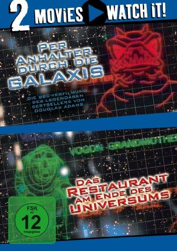 Das Restaurant am Ende des Universums (2 DVDs)