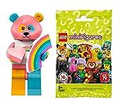 レゴ (LEGO) ミニフィギュア シリーズ19 クマ男 【71025-15】