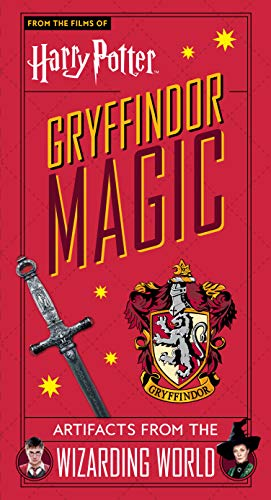 Harry Potter: Gryffindor Magic - Artifacts from the Wizarding World (From the Films of Harry Potter)