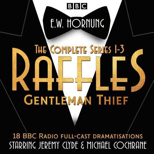 Couverture de Raffles: The Complete Series 1-3