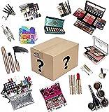 Maquillaje Mystery Box Kit, Cajas Lucky Productos aleatorios, Lápiz Labial, Pestañas, Pincel de Maquillaje, Sombra de Ojos, Lápiz de Cejas, etc,Gift Box Two