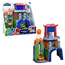 PJ Masks Mystery Mountain Playset - brown mailer