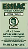ESSIAC All-Natural Herbal Tea Powder – 1.5 oz Bottle | Powerful Antioxidant Blend to Help Promote Overall Health & Well-being | Original Formula from 1922