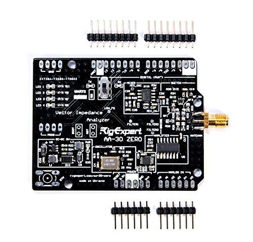 RigExpert AA-30.ZERO – DIY HF Antenna Analyzer (0.06 TO 30 MHZ)