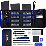 ORIA Precision Screwdriver Set (New Version), 142 in 1 with 120 Bits Mini Magnetic Screwdriver Kit Repair Tool Kit with Portable Bag for Electronic PC Computer iPhone MacBook Jewelers Game Console