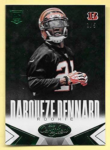 Don't miss the campaign 2014 Panini Certified Camo Green #116 Dennard Rookie #1 Darqueze Max 75% OFF