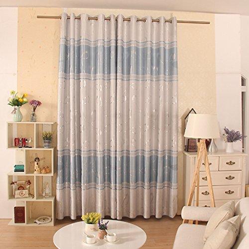 cortinas salon encaje